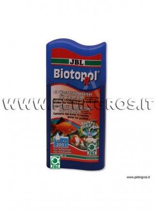JBL Biotopol R biocondizionatore per pesci rossi