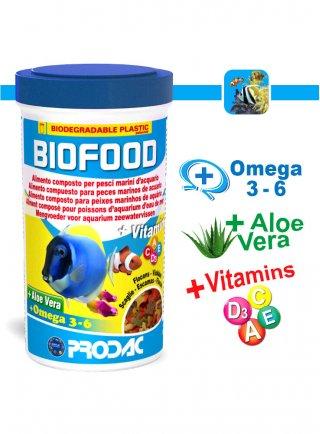 Prodac BioFood Cibo per Pesci in Scaglie