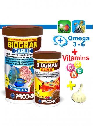 Prodac Biogran Cibo per Pesci d'acquario