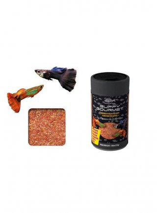 Haquoss GUPPY GOURMET 100ml/20gr