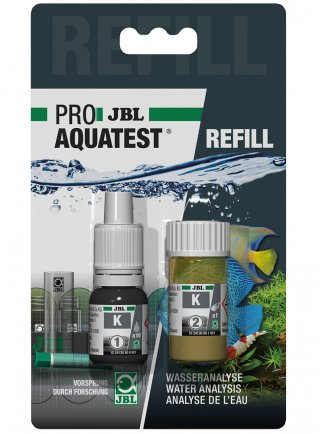 REFIL ProAqua Test K Potassio