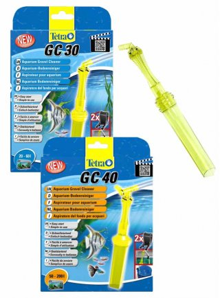 Aspirarifiuti da fondo Tetra GC Gravel Cleaner per acquario