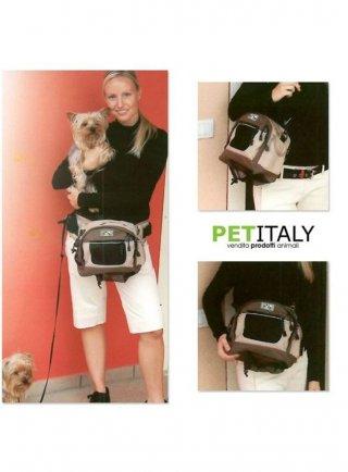 Marsupio porta accessori per cani da passeggio