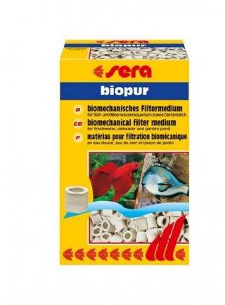 Sera biopur materiale filtrante biologico 750 gr