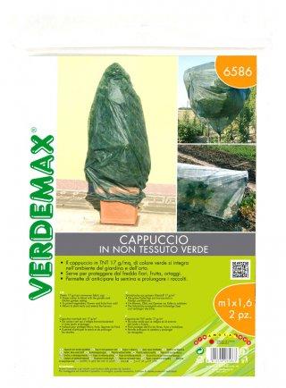 Cappuccio antigelo in TNT per piante da giardino e orto