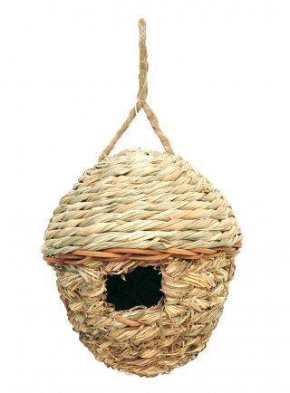 Casetta per uccellini da giardino