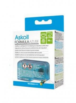 Askoll roboformula kit ricarica formula azure