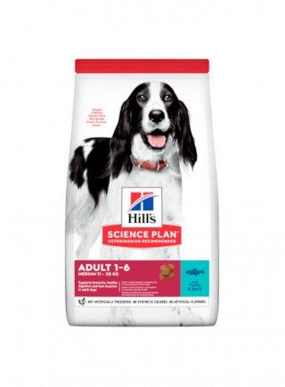 Hill's canine Adult tonno e riso