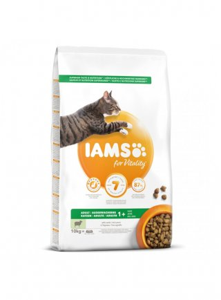 Iams Cat Base Adult All Breeds Lamb