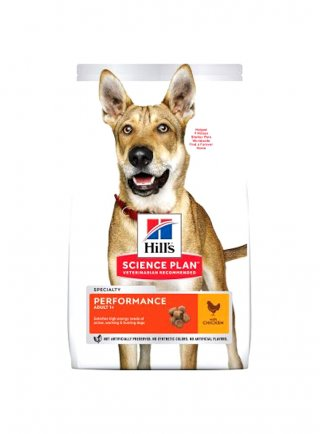 Hill's canine Performance Pollo 12 kg