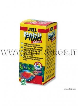 JBL NobilFluid Artemia 50 ml/54g – Cibo liquido per avannotti