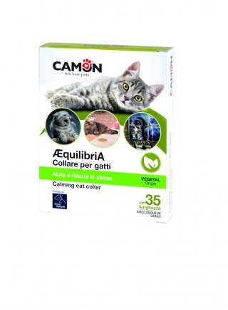 Camon Collare AEquilibria Anti Stress per Gatti