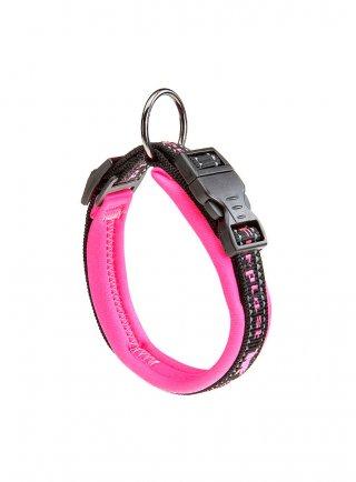 collare sport dog c25-55 rosa