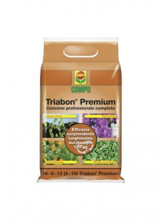 Compo Triabon Premium Concime a lento effetto KG.4