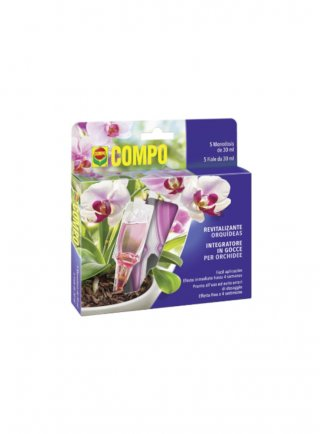Gesal ricostituente Orchidee ML.40