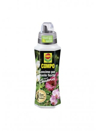 Compo Concime per piante fiorite con guano