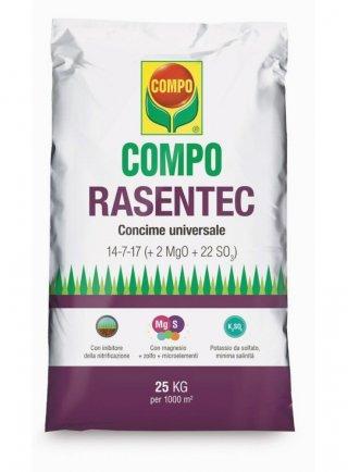 Compo Concime per prato a pronto effetto 17+0+28 KG.25