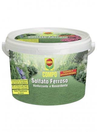 Compo Solfato Ferroso Fortifica Prato KG.5