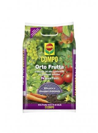 Compo NItrophoska Orto Frutta Novatech Concime per Piante