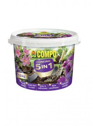 COMPO CONCIME 5 IN1 KG.1,5