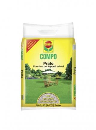Compo Prato Concime per Prato 20+5+10 KG.5