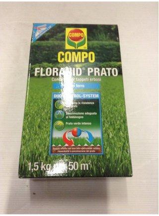 COMPO FLORANID CONCIME PRATO RINVERDENTE KG.1,5