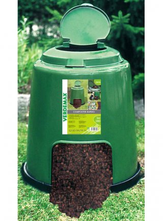 Composter da orto e giardino