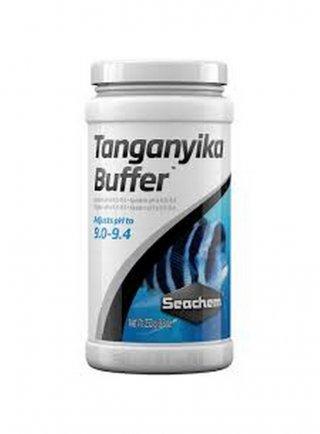 Seachem Tanganyika Buffer innalza e stabilizza il pH a 9.0--9.4