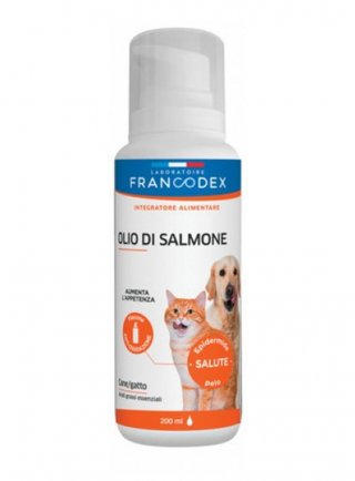Olio di salmone Francodex 200ml