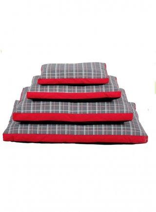 Cuscino per cani sfoderabile Redscott T60-80-100-120