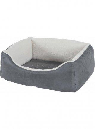Zolux cuccia divano per cani Coccon grigio rosso