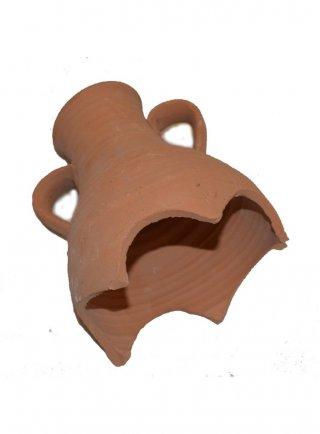 Anfora terracotta resto fondale cm 15x17