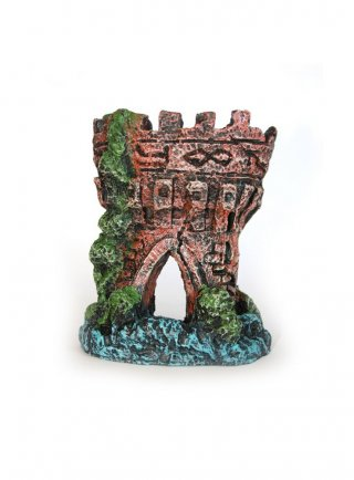 Decorazioni Mix castello (12x10x5 cm)