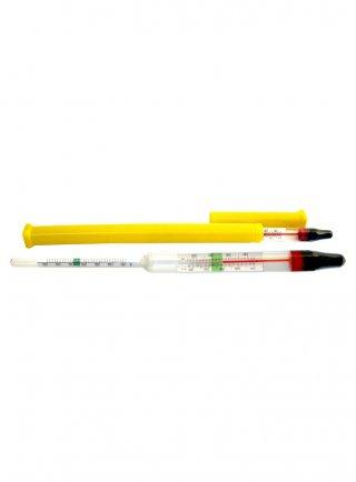 Prodac Densimetro con Termometro acquario