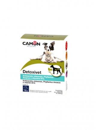 Camon Detoxivet compensatore cattiva digestione 60cpr