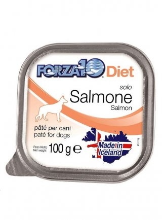 Forza 10 Diet Solo Salmone 32x100gr