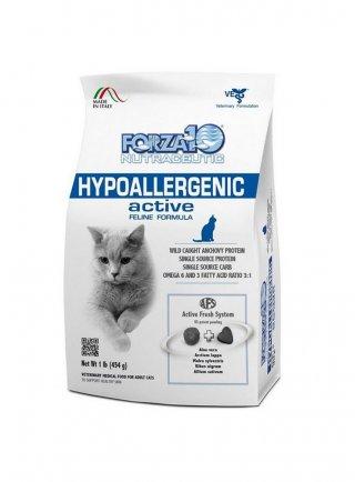Forza 10 hypoallergenic active gatto 454gr