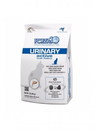 Forza 10 Urinary Active gatto 454 Gr