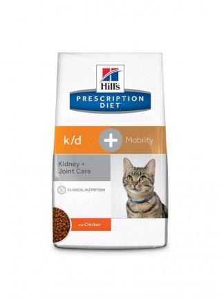 Hill's feline K/d + mobility