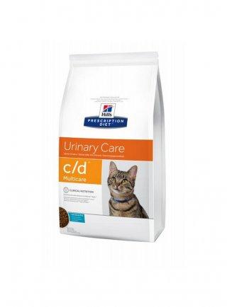 Hill's feline C/D 1,5 kg con pesce oceanico scadenza  31/12/21