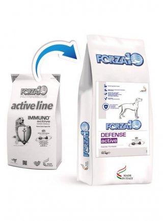 Forza 10 cane Defense (Immuno) Active 10 Kg