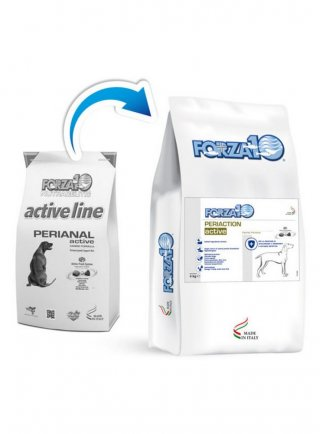 Forza 10 cane Periaction Active (Perianal active) 4 Kg