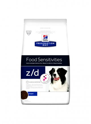 HILL'S CANINE Z/D ultra allergen ACTIVE BIOME 10 kg NEW