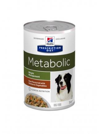 Hill's Prescription Diet Canine Metabolic Pollo&Verdure 354g
