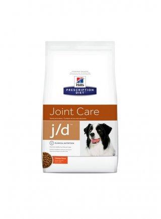 Hill's canine J/D crocchetta 2, 6, 12kg e lattina 370gr mangime per cani con dispalasia o artrite