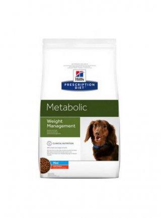 Hill's Prescription Diet cane Metabolic mini 1.5 6 Kg