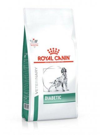 Diabetic cane Royal Canin