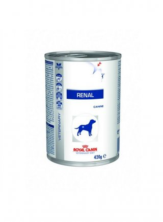 Renal umido cane Royal Canin 410 gr