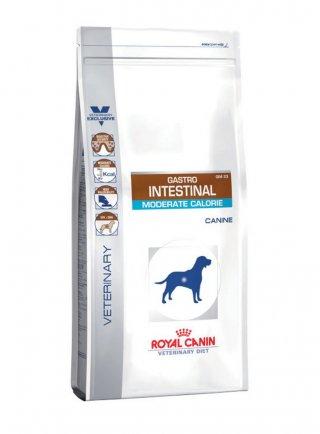 Gastro Intestinal Moderate Calorie cane Royal Canin