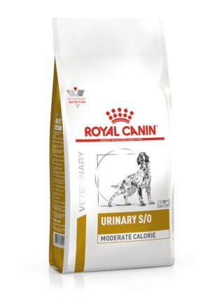 Urinary S/O Moderate Calorie cane Royal Canin